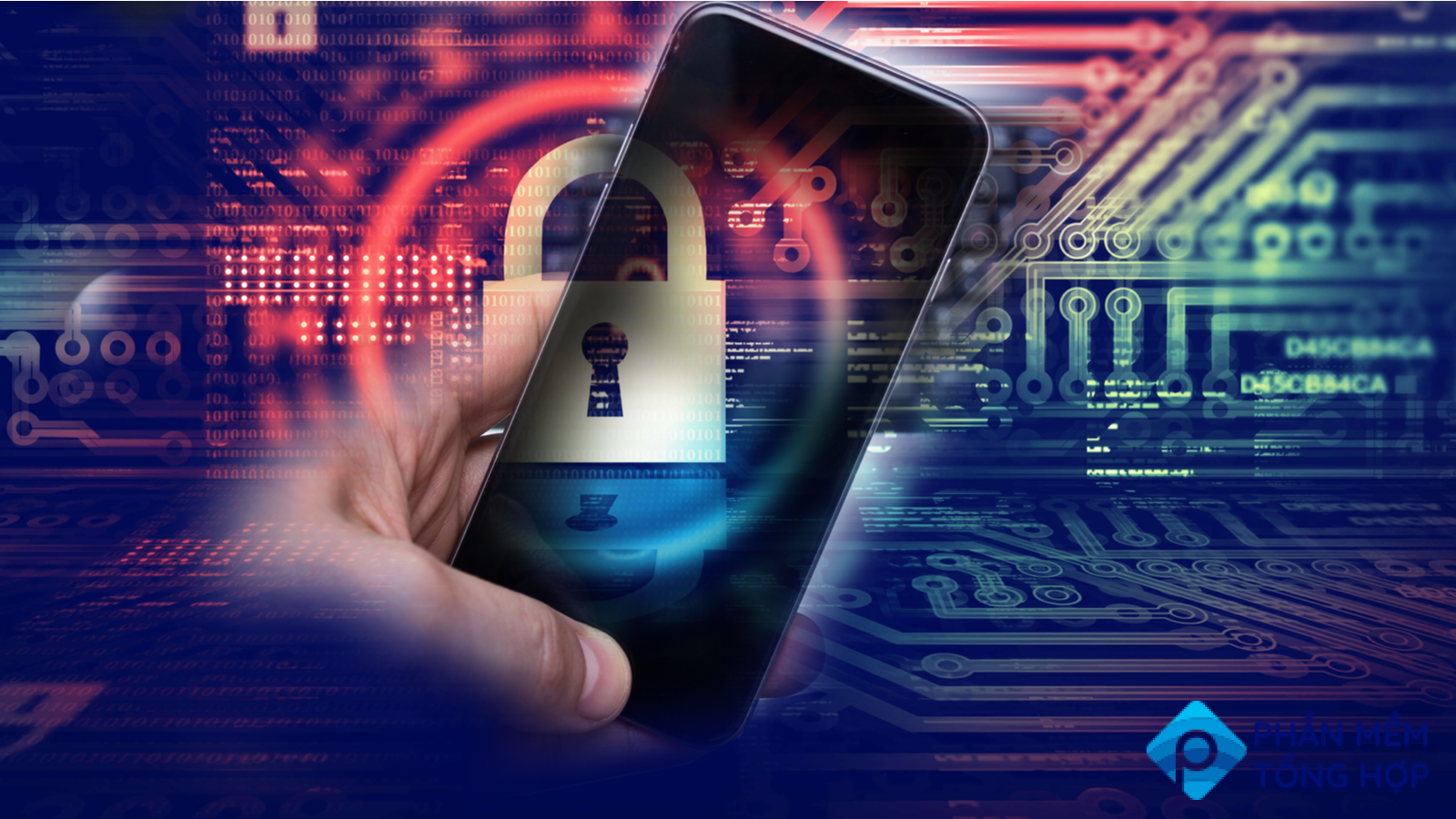 Protecting information in mobile devices, hacking mobile devices by hackers