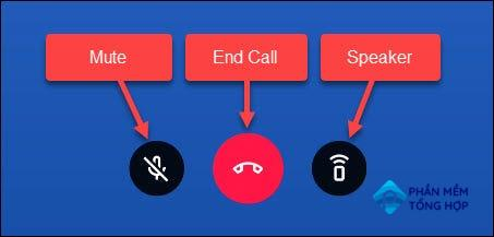 voice call buttons