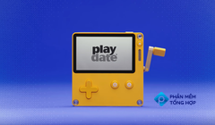 You Can Now Pre-Order Playdate, the Handheld Console with a Crank