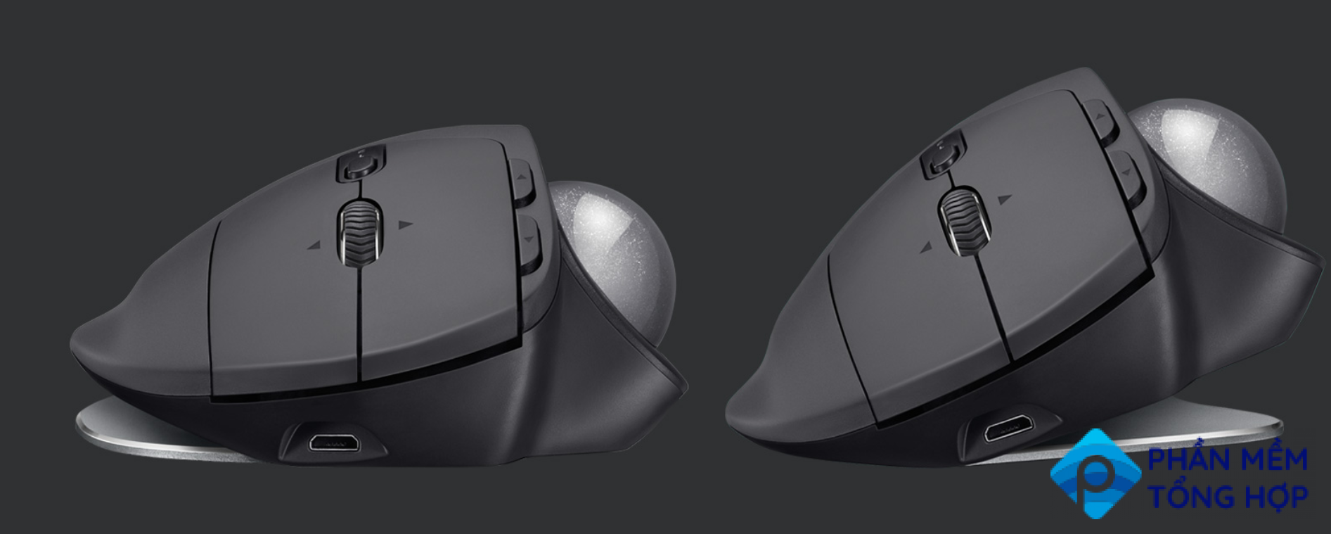 An image showing the two available angles on the MX Ergo