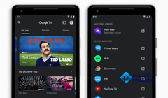 Google TV App Adds Support for Several New Streaming Services