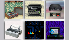 Listen to the Sounds of Classic Tech at The Museum of Endangered Sounds