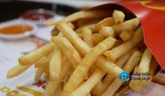 Here's How to Get Free Fries at McDonald's