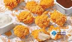 Popeyes' New Chicken Nuggets Will Soon Be Available Nationwide