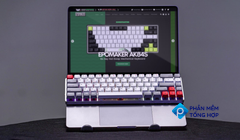 This Mechanical Keyboard Sits on Top of Your MacBook's Keyboard … Why?