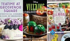 From 'Bridgerton' to 'Star Wars': Our Fave Pop Culture Cookbooks