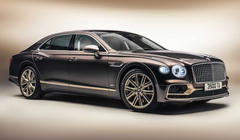 Bentley's New Plug-In Hybrid Is a Fancy Sustainable Beast