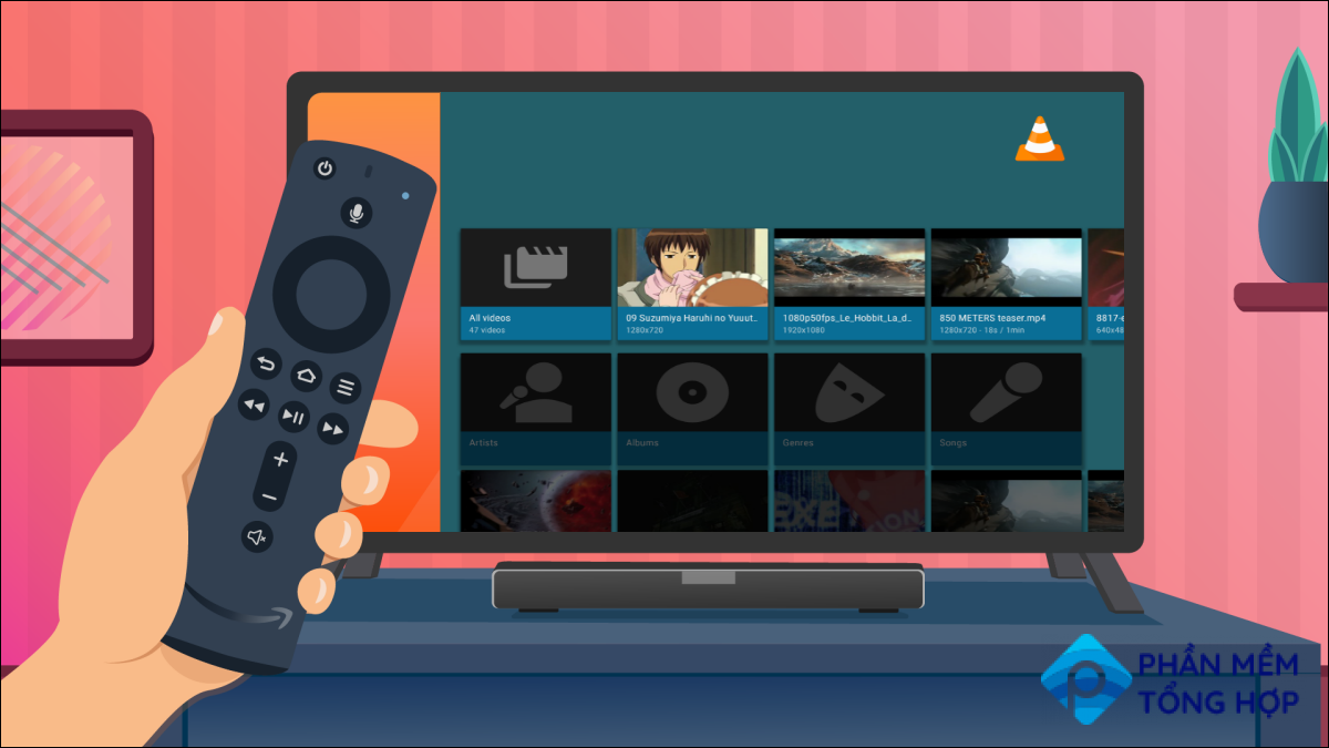 How to Use VLC to Stream Local Videos on Amazon Fire TV
