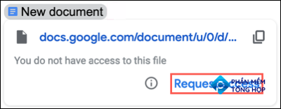 Request access to a file in a Smart Chip