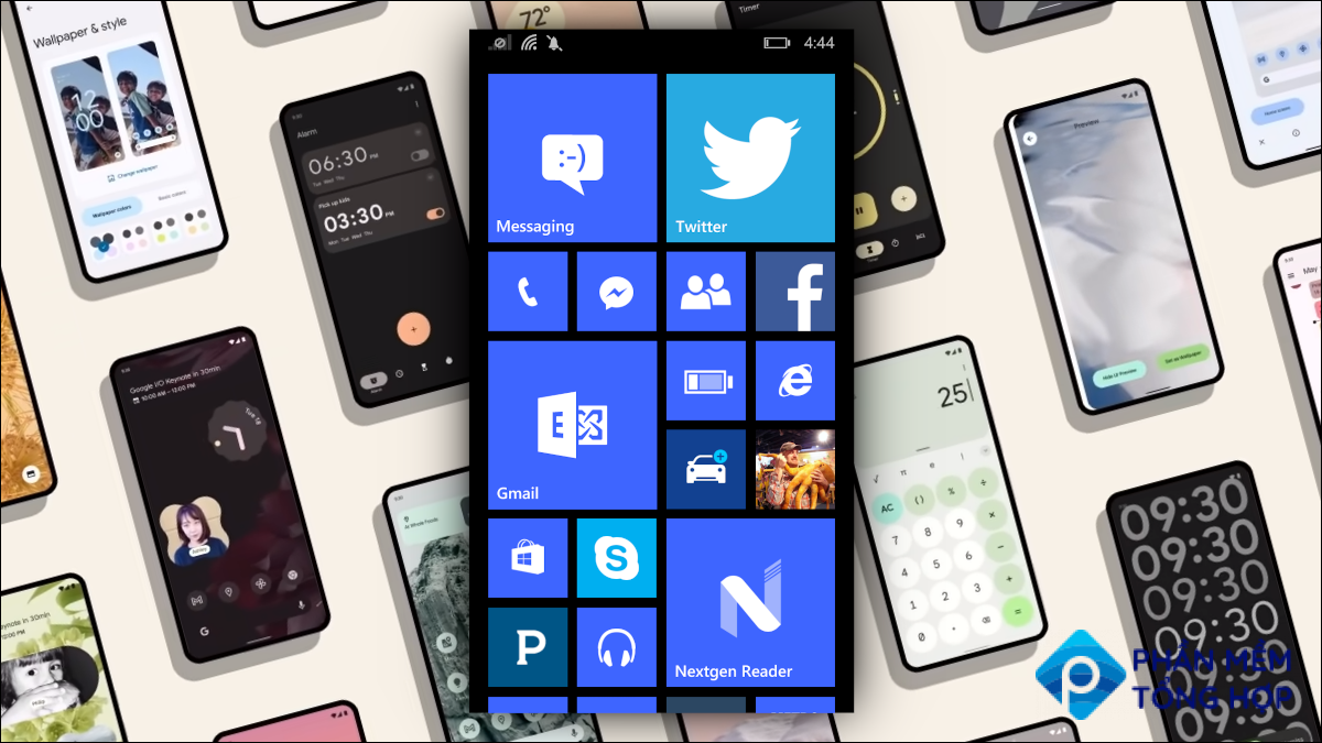 Windows Phone and Android 12.