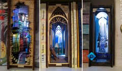 These Amazing Dioramas Pack Famous Literary Landscapes into Actual Books