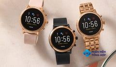 """Fossil's Gen 6 Smartwatch Is """"Way Faster,"""" but Will It Run the New Wear OS?"""