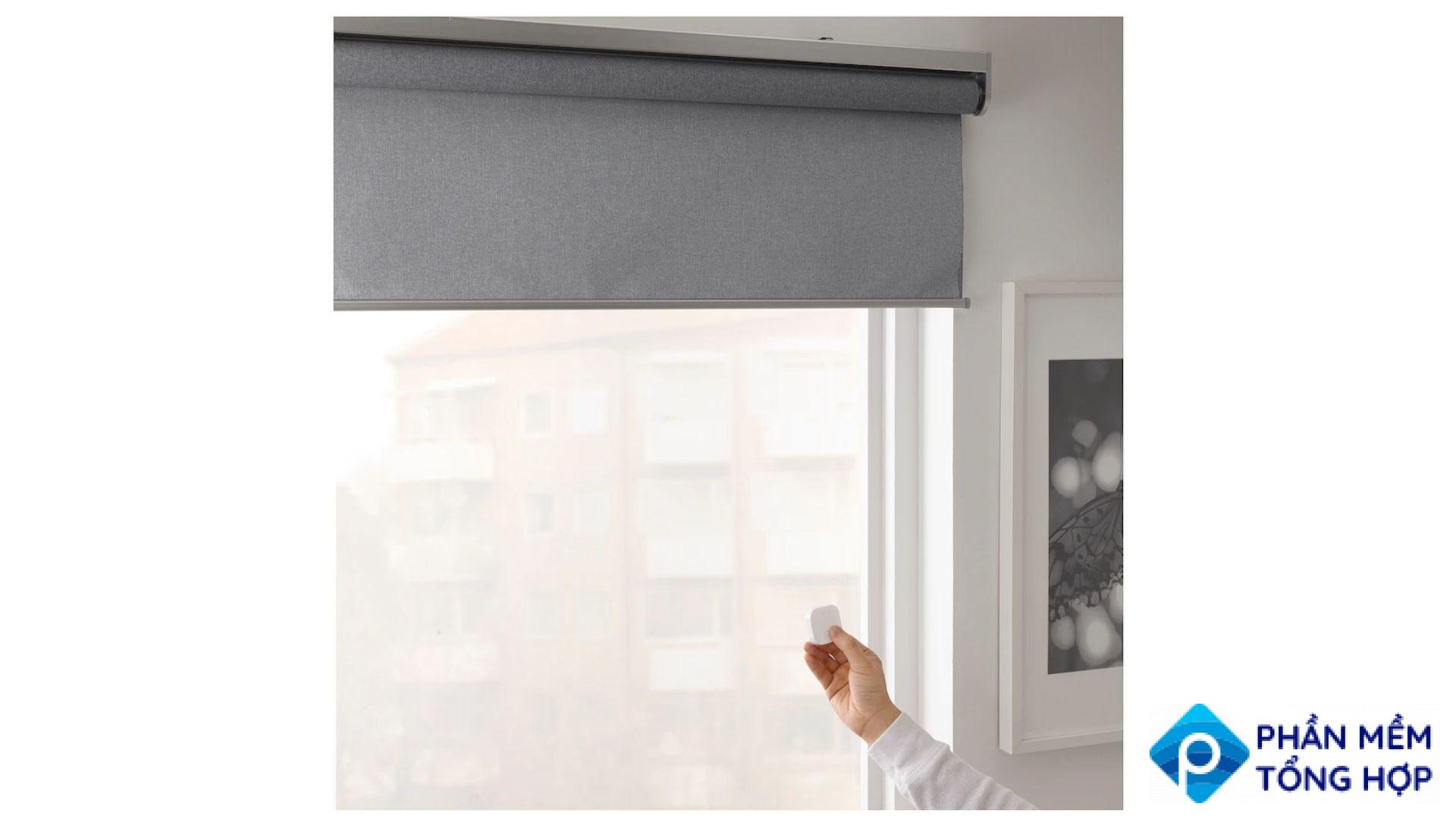FYRTUR electric blinds from IKEA