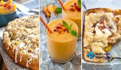 Tips and Recipes for a Peachy Keen Summer
