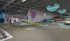 Detroit's New Garage Will Help Cars Learn to Park Themselves