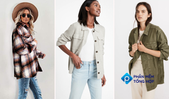 Layer Up in Style with a Shacket This Spring
