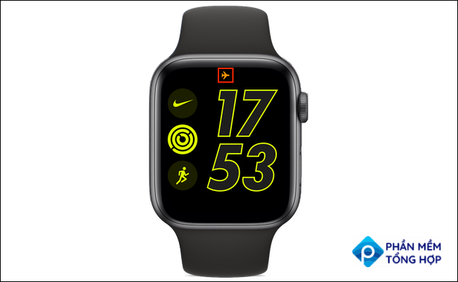 apple watch airplane mode icon