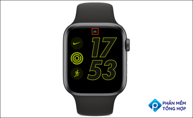 apple watch bedtime mode icon
