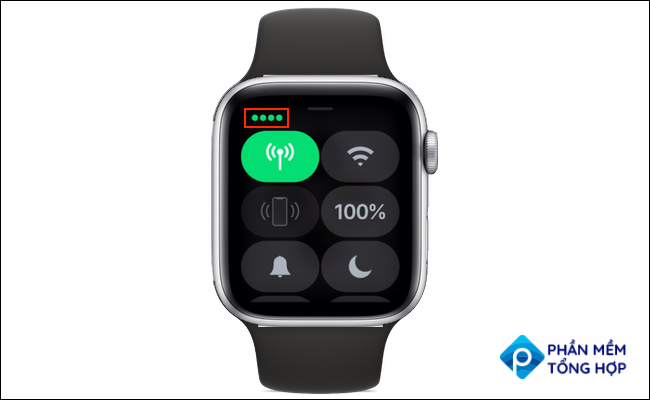 apple watch cellphone signal icon