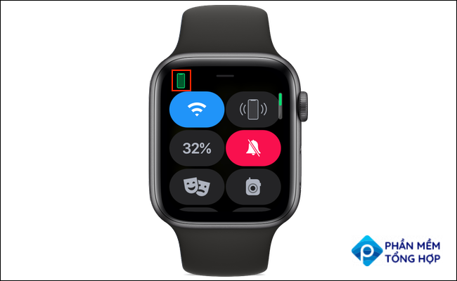 apple watch iphone connected icon