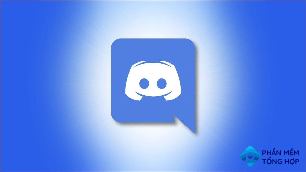 Discord Logo on a Blue Background