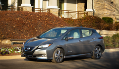 Nissan's Leaf S Proves That EVs Can Be Affordable