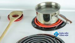 Clean Your Stove's Drip Pans with This Simple DIY Mixture