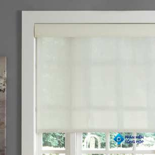 Serena Smart Roller Shades by Lutron