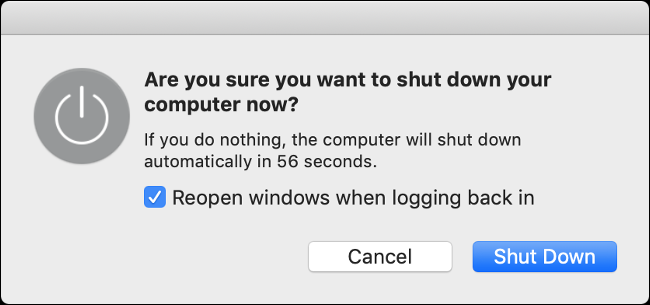 Restart your Mac and you may see an improvement in energy management.