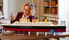 LEGO Titanic Is One of the Largest Sets Ever With 9,090 Bricks